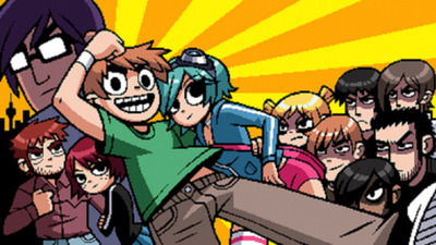 Scott Pilgrim vs. The World: The Game Screenshot - Scott Pilgrim game