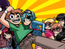 Scott Pilgrim game