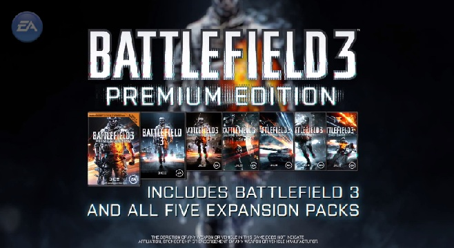 BF3 Premium Edition