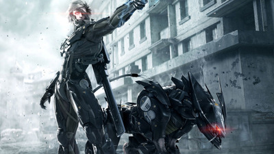 Metal Gear Rising: Revengeance Screenshot - Metal Gear Rising: Revengeance