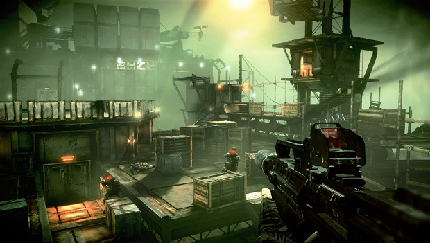 Killzone Mercenary gameplay