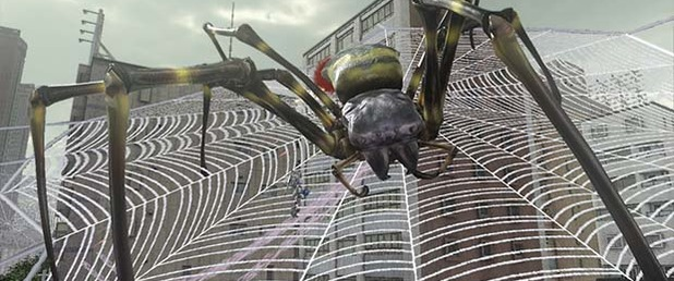 Earth Defense Force 2025 - Feature