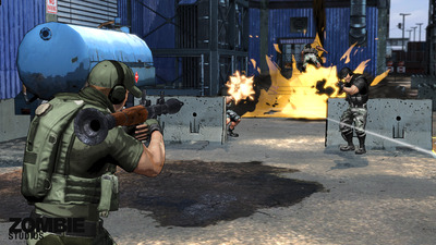 Special Forces: Team X Screenshot - 1135975