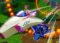 Sonic &amp; All-Stars Racing Transformed