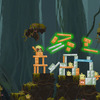 Angry Birds Star Wars Screenshot - Angry Birds Star Wars - Escape from Hoth