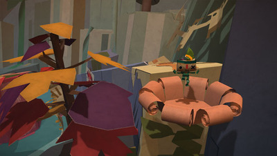 Tearaway Screenshot - 1136271