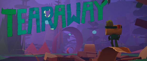 Tearaway - Feature