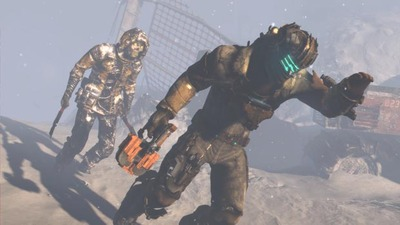 Dead Space 3 Screenshot - 1136475