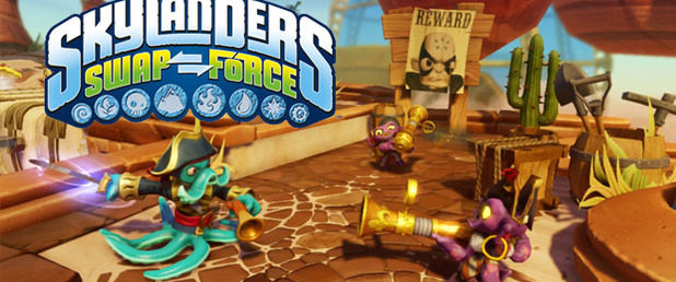 Skylanders SWAP Force - Feature