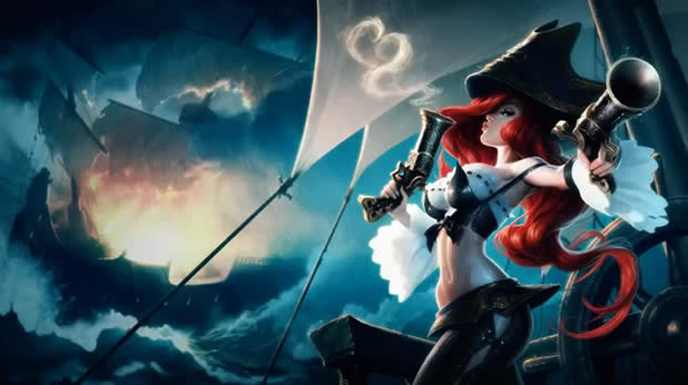 League of Legends Screenshot - Miss Fortune