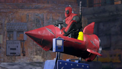Deadpool Screenshot - deadpool
