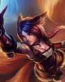 foxfire ahri