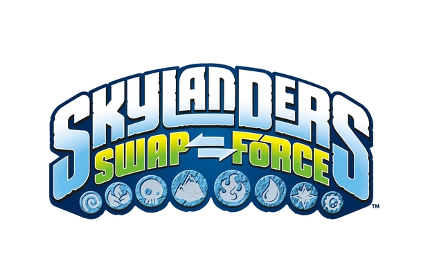 Skylanders SWAP Force Logo - 1136615