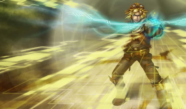 ezreal