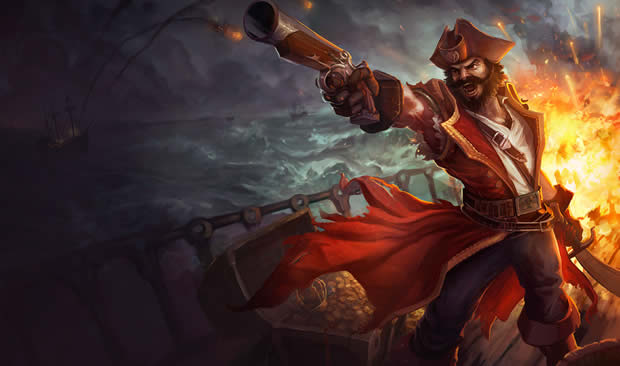 gangplank