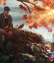 The Vanishing of Ethan Carter Boxart