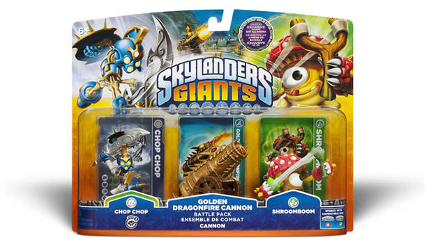 Skylanders Giants Screenshot - Skylanders Giants Toys