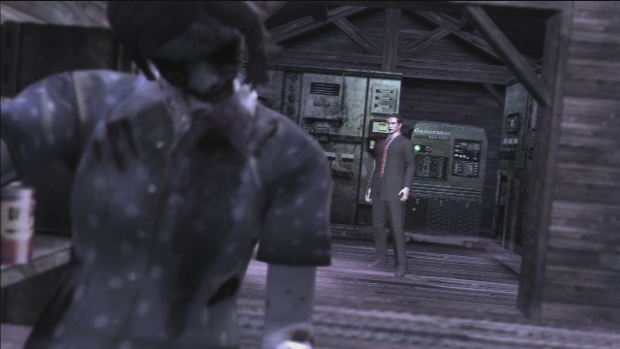 Deadly Premonition First Impressions: A Shining