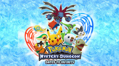Pokémon Mystery Dungeon: Gates to Infinity Screenshot - 1136992