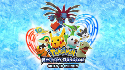 Pokémon Mystery Dungeon: Gates to Infinity Screenshot - 1136994