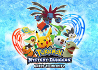 Pokmon Mystery Dungeon: Gates to Infinity Image