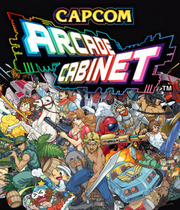Capcom Arcade Cabinet Boxart