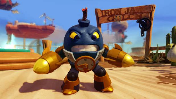 Skylanders SWAP Force Screenshot - 1137062