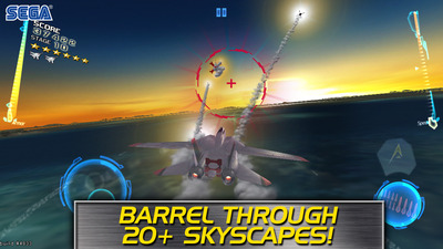 After Burner: Climax Screenshot - 1137097