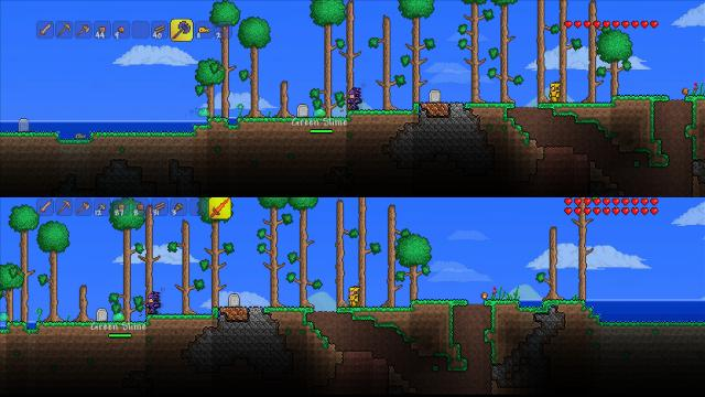 Terraria - XBLA, PSN - 2