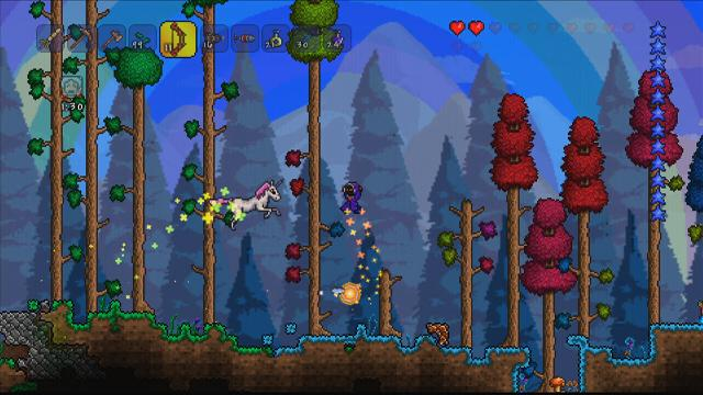 Terraria - XBLA, PSN - 3