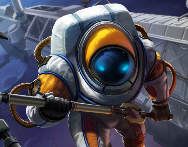 League of Legends Screenshot - astronautilus