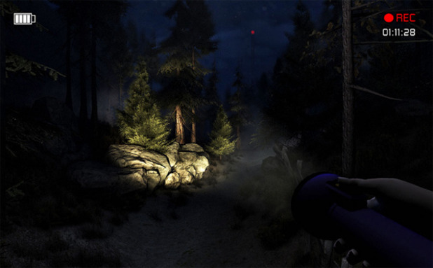 Screenshot - Slender: The Arrival