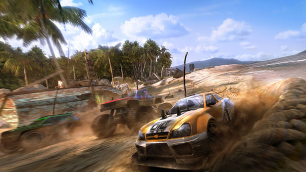 MotorStorm Screenshot - 1137363