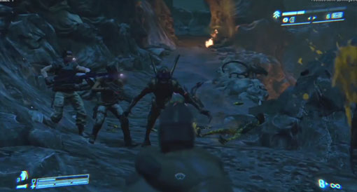 Aliens Colonial Marines screenshot