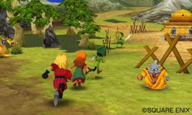 Screenshot - Dragon Quest 7 3DS