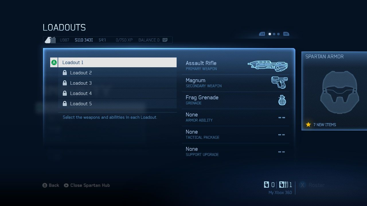 Halo 4 multiplayer progression
