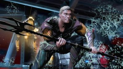 Injustice: Gods Among Us Screenshot - 1137608