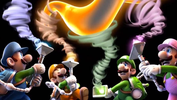 Luigi's Mansion: Dark Moon Screenshot - 1137611