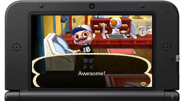 Animal Crossing: New Leaf awesome