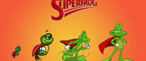 Superfrog HD - Feature