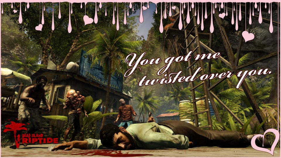 Dead Island twisted over you
