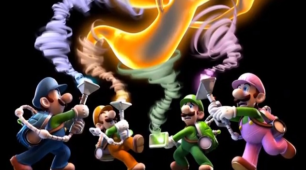 luigi's mansion: dark moon multiplayer