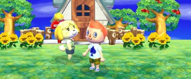 Animal Crossing: New Leaf - Feature