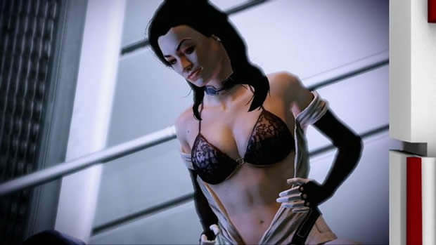 mass effect sex