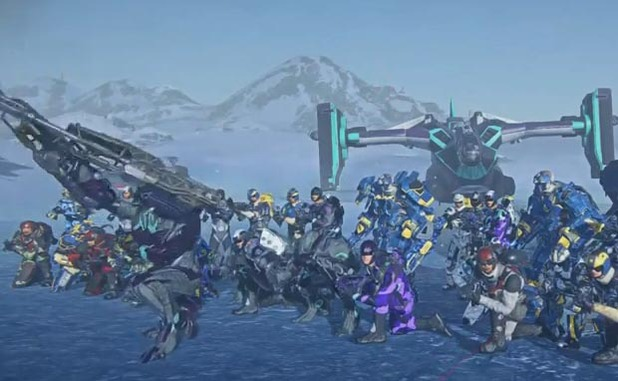 PlanetSide 2 Screenshot - 1137694