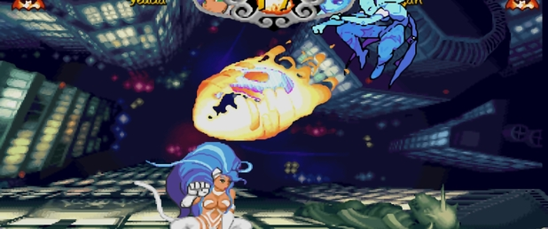 Darkstalkers Resurrection - Feature