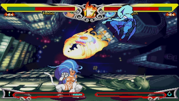 Darkstalkers Resurrection Screenshot - 1137705