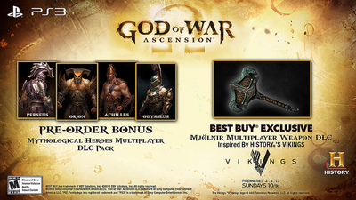 God of War: Ascension Screenshot - 1137777