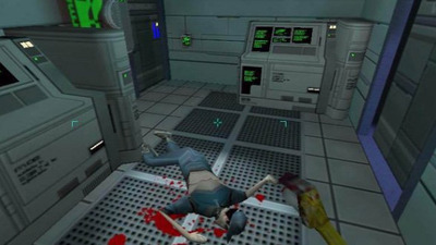 BioShock Screenshot - System Shock 2