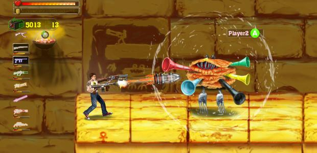 Serious Sam Double D XXL - 2